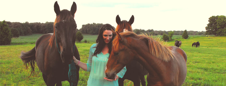 How to Help You and Your Horse Overcome Fear